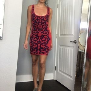 Festive sexy dress